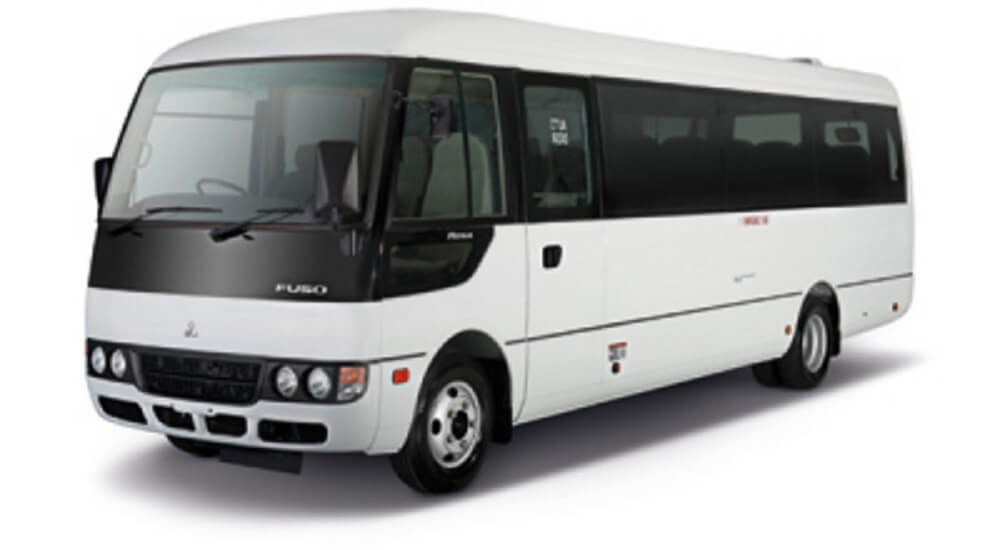 Mitsibishi Rosa – Small Group Bus 24 Seats