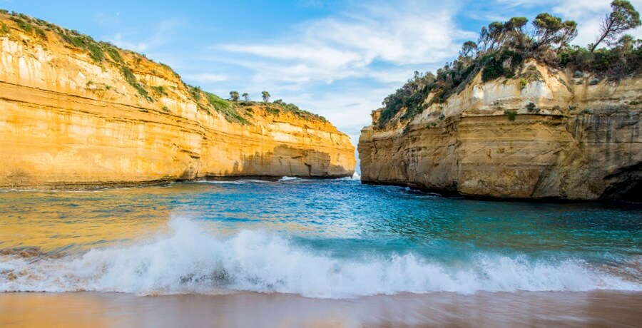 Loch Ard Gorge - great ocean road tours