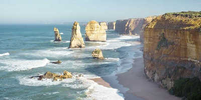 1 Day Great Ocean Road & 12 Apostles Tour $105