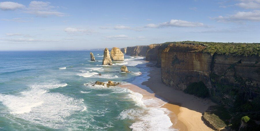 twelve apostles port campbell national park