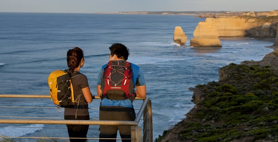 viewing the 12 apostles