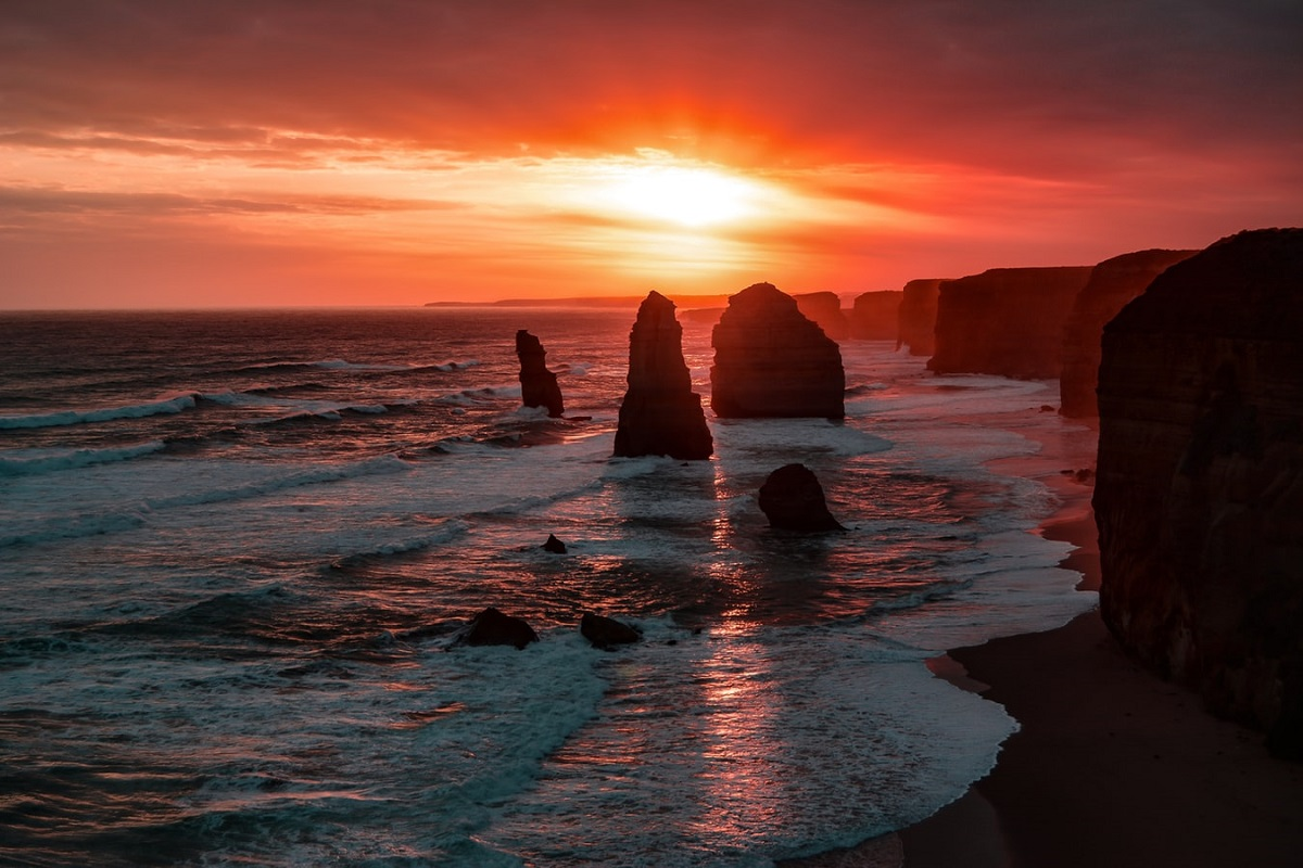 What are the best summer festivals of the Great Ocean Road