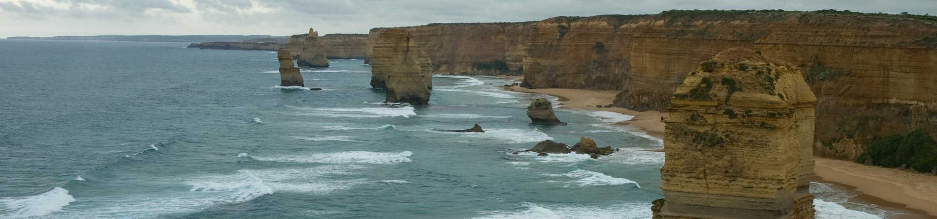 How Far are the 12 Apostles from Melbourne?