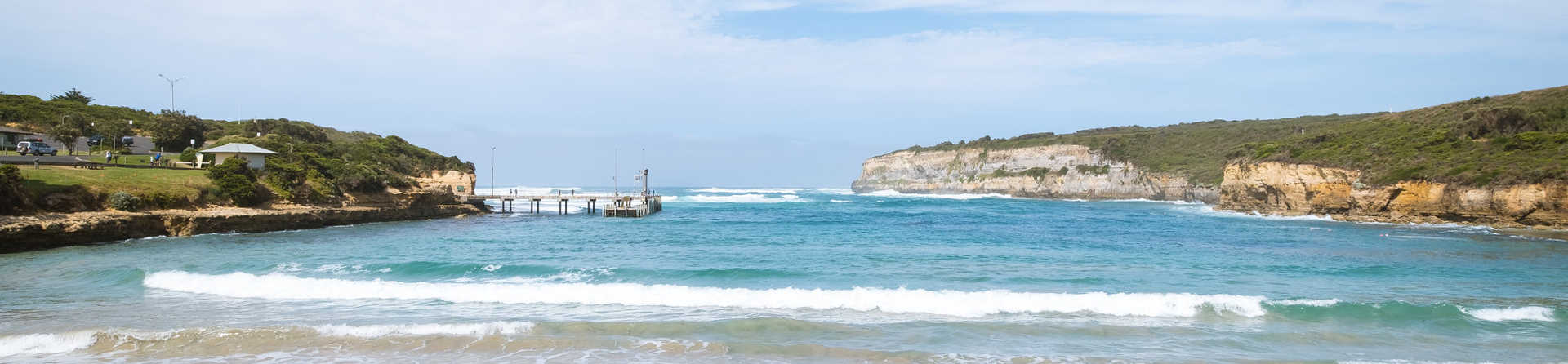 What is in Port Campbell?
