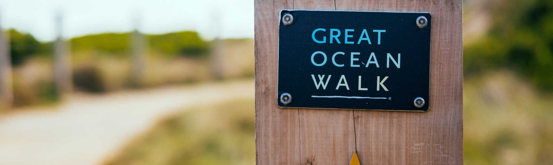 How long does the Great Ocean Walk take?